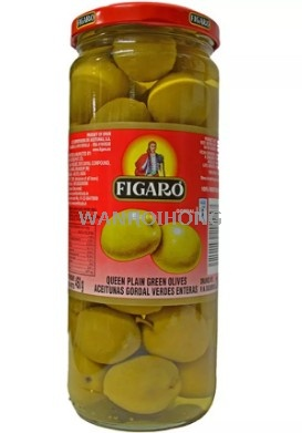 西班牙FIGARO 無核清水欖 FIGARO QUEEN PLAIN GREEN OLIVES