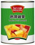 天龍牌 熱帶雜果 SKY DRAGON TROPICAL FRUIT COCKTAIL T007
