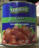 SAPORITO 原個意大利去皮番茄 SAPORITO WHOLE PEELED ITALIAN TOMATOES
