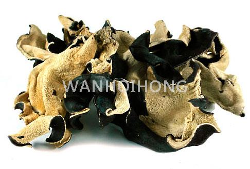 厚身雲耳(老鼠耳) DRIED BLACK FUNGUS (THICK)